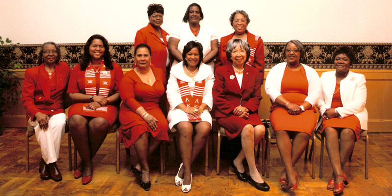 Iota Chapter Officers